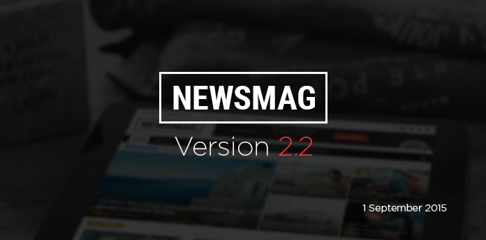 Newsmag 2.2 update – New plugins for WooCommerce