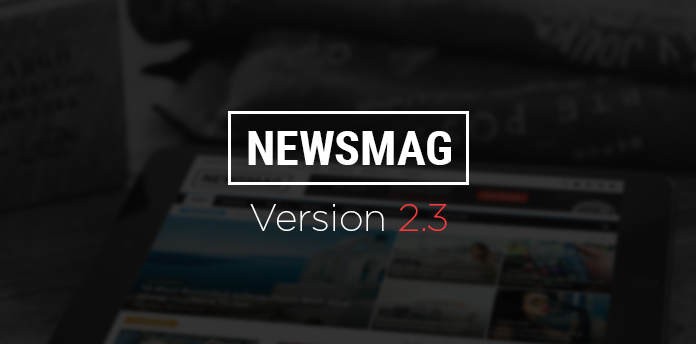 Newsmag 2.3+ update – Discover the new custom code panel