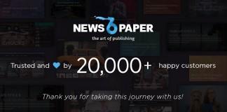Newspaper 20000
