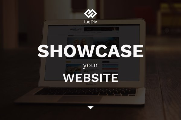 Showcase your website