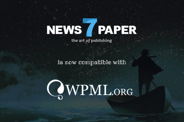 Newspaper theme WPML