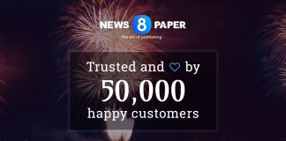 Happy Newspaper Day: 50,000+ Delighted Customers