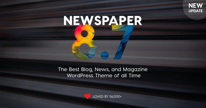 Newspaper 8.7