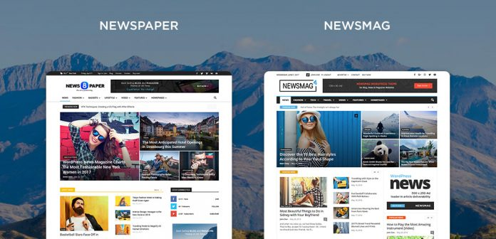 Newspaper vs. Newsmag