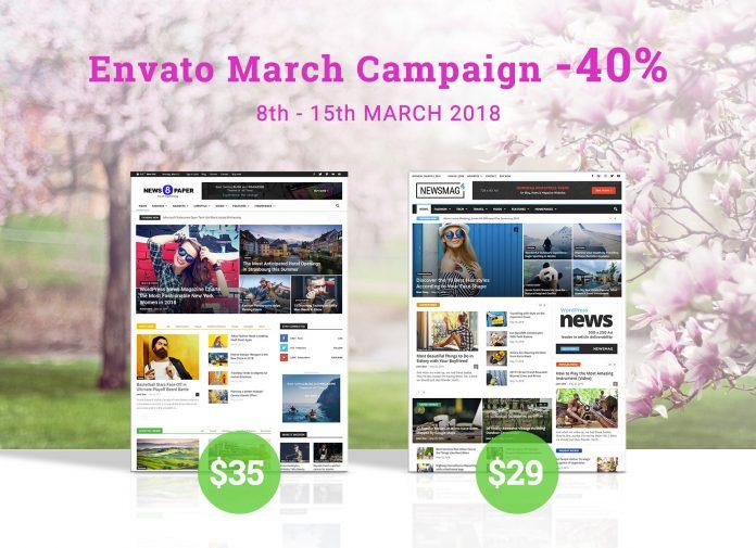 Newspaper and Newsmag Spring Deals