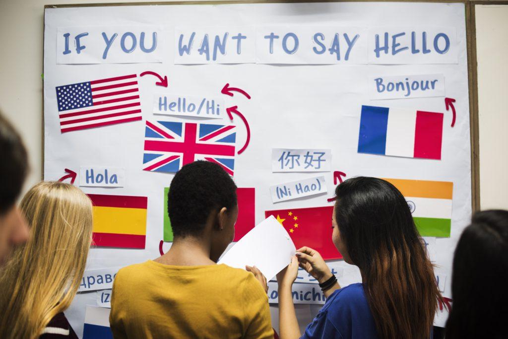 Compatibility: Multilingual website ideas