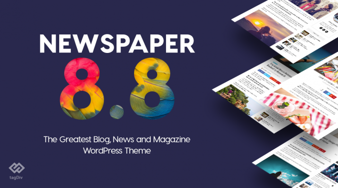 Newspaper 8.8 - What's New