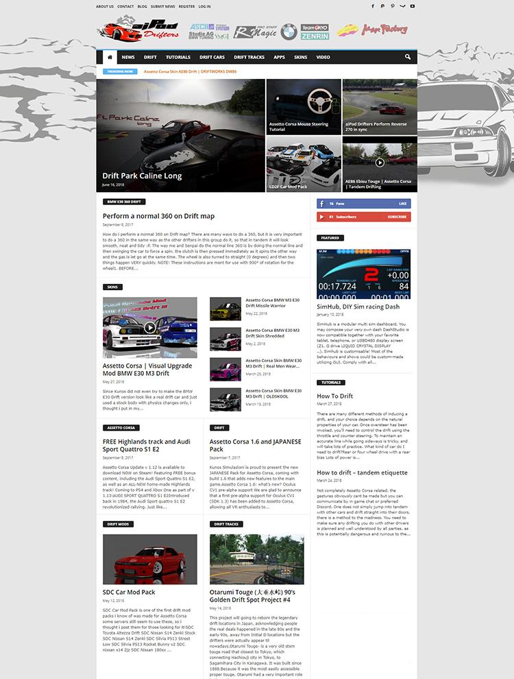 Newsmag Showcase - aiPod Drifters