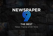 Newspaper 9 - What's New Version