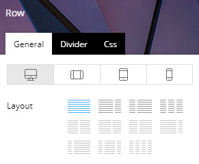 tagDiv Composer Page Builder: Row Layout