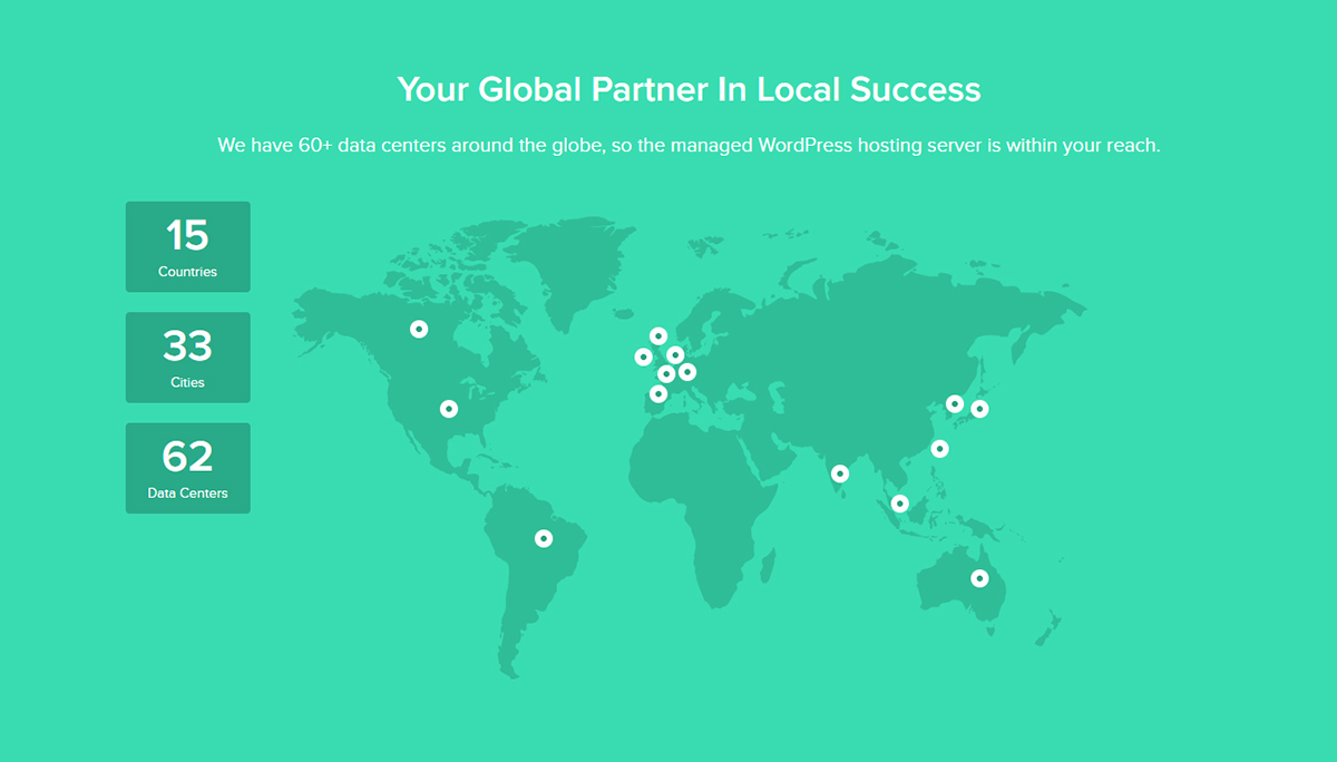 Cloudways - Global Locations