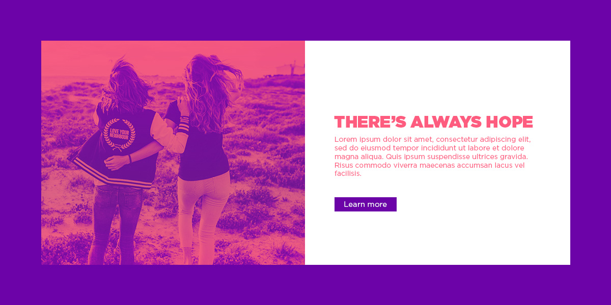 Ux Laws with Duotone Practice