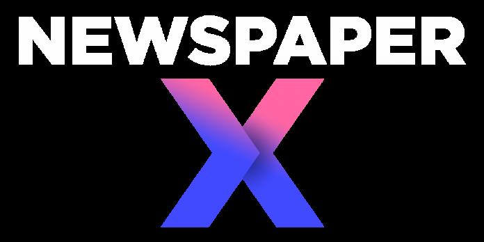 Logo Newspaper X Theme