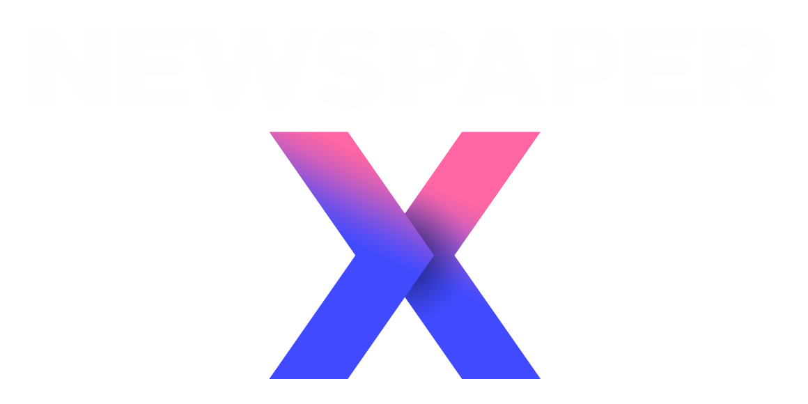 Logo Newspaper X Theme