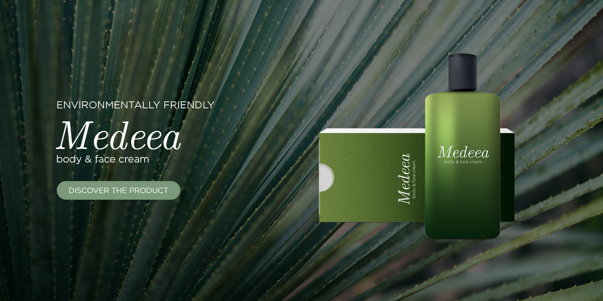 Showcase your Luxury Product with Green
