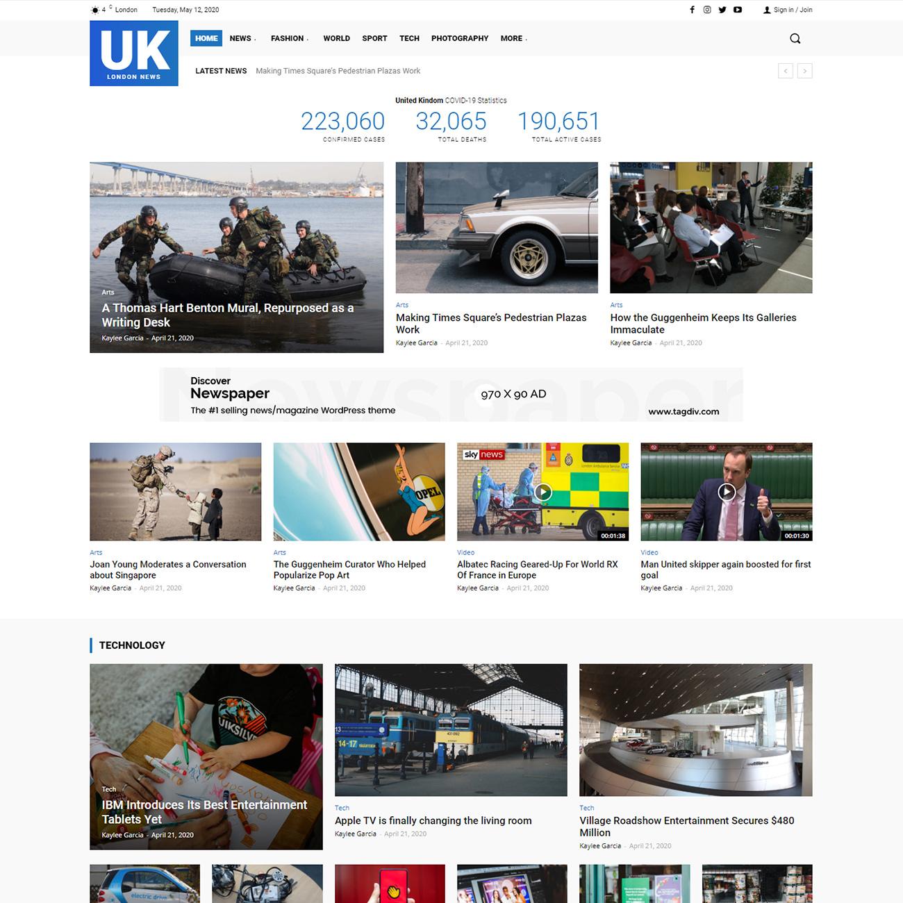 London News PRO