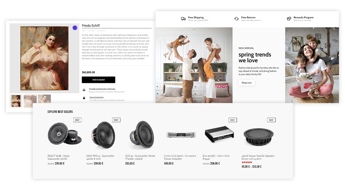 Build your site with Newspaper and WooCommerce